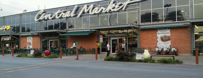 Central Market is one of Austin.
