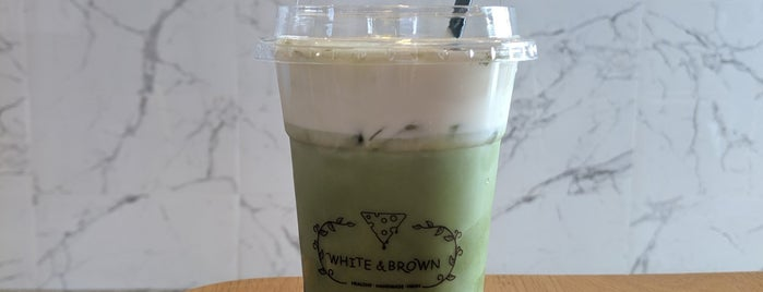 White And Brown is one of Jian 님이 좋아한 장소.
