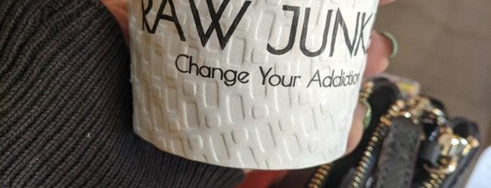 Raw Junkies is one of LA healthy.
