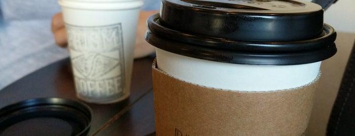Prism Coffee is one of Chris : понравившиеся места.