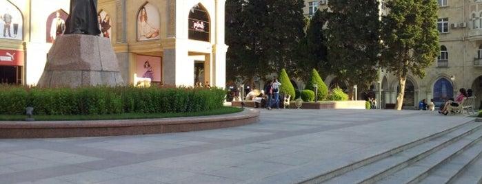 Nəsimi Parkı is one of Baku Places To Visit.
