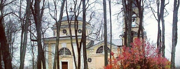 Музей-заповедник И.С. Тургенева «Спасское-Лутовиново» is one of Russia10.