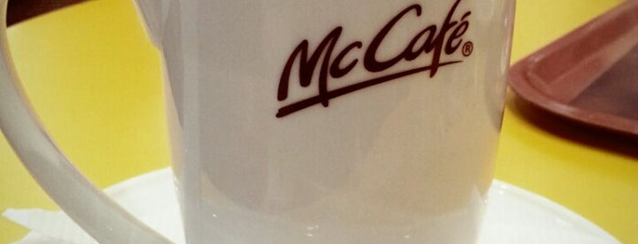 McCafé is one of Lieux qui ont plu à Lada.