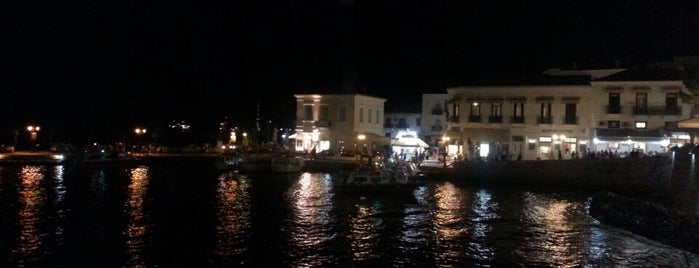 Triporto is one of Spetses Island.