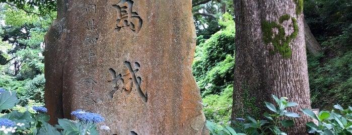 下田城趾 is one of 伊豆.