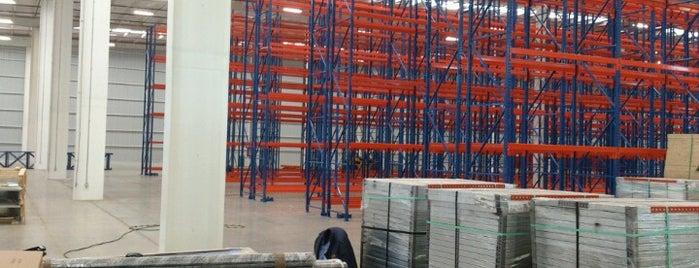 CDIS APL Logistics Cuautitlan Izcalli is one of Joherly 님이 좋아한 장소.