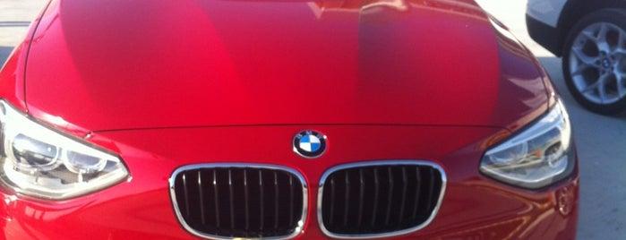 BMW | Teknik Otomotiv is one of Cihad'ın Kaydettiği Mekanlar.