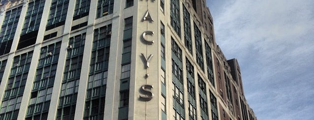 Macy's is one of New York, NY.