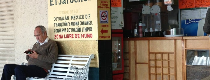 Café El Jarocho is one of café/té.