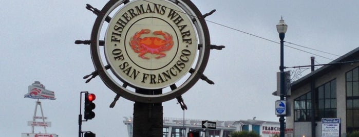 Wharf Central is one of San Francisco.