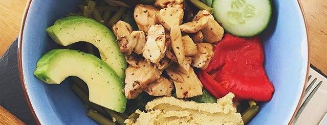 5 Pailles is one of Healthy & Veggie Food in Paris.