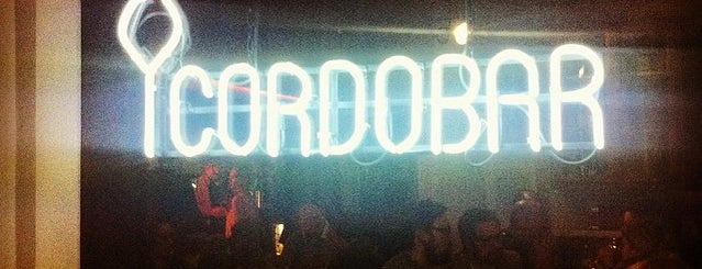Cordobar is one of Berlin.