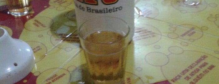 Bar do Biu is one of conheço.
