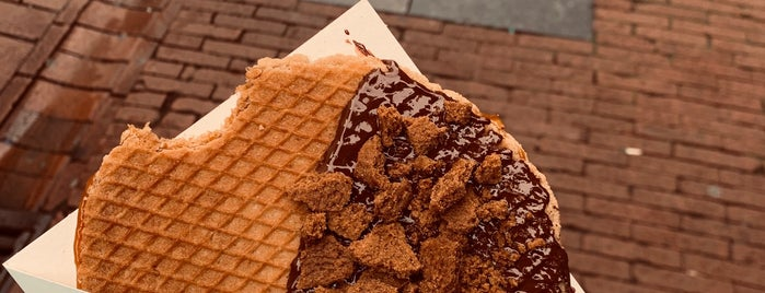 van Wonderen Stroopwafels is one of Amestrdam.