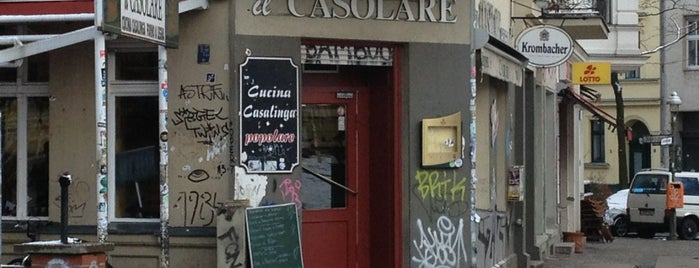 Il Casolare is one of Berlin Kreuzberg.