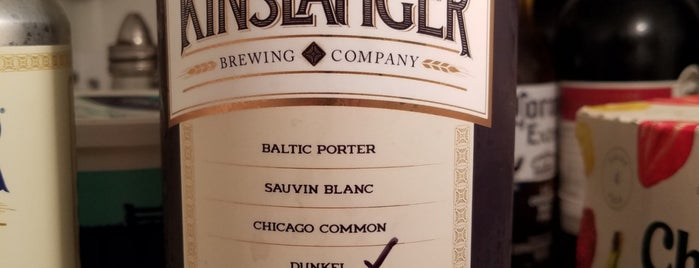 Kinslahger Brewing Company is one of Oak Park.