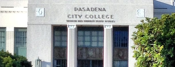 Pasadena City College is one of 626 Young, Wild, and Free.