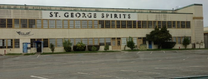 St. George Spirits is one of SF Bay Area (East & South).