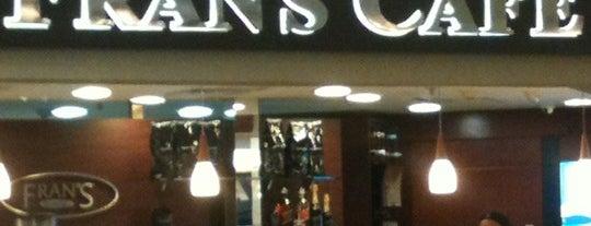 Fran's Café is one of Cafés.