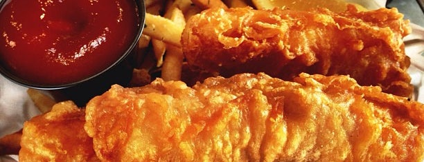 Santa Monica Seafood is one of Fish & Chips.