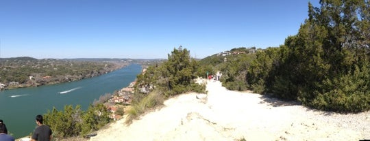 Covert Park at Mt. Bonnell is one of SXSW.