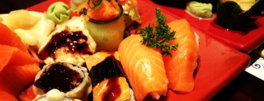 Gendai is one of Sushi in Porto Alegre.