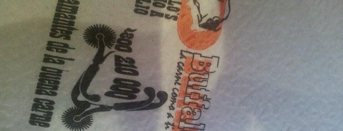 Buffalo's is one of Posti che sono piaciuti a lupas.