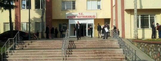 Pendik Tapu Müdürlüğü is one of Posti che sono piaciuti a Metin.