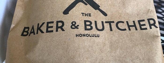 The Baker & Butcher is one of Hawaii Restaurants.