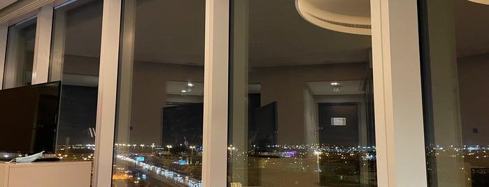 Hilton Riyadh Hotel & Residences is one of Riyadh Outdoors.
