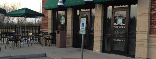 Starbucks is one of My Friendly Neighborhood Starbucks.