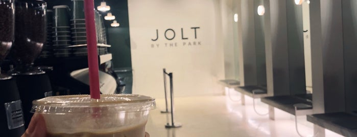 JOLT By The Park is one of Tempat yang Disimpan Queen.