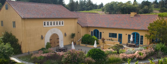 Marimar Estate Vineyards and Winery is one of Wine World.