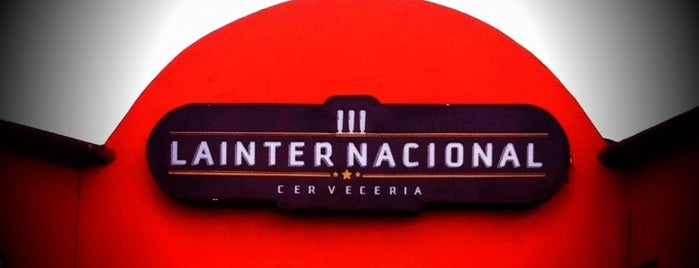 La Internacional is one of Lugares guardados de Juan Pablo.