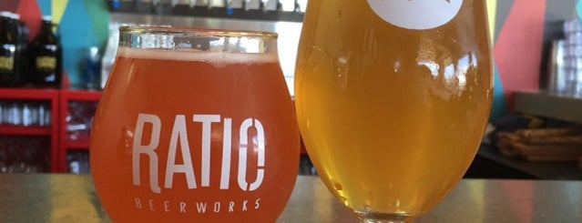 Ratio Beerworks is one of Colorado Breweries.