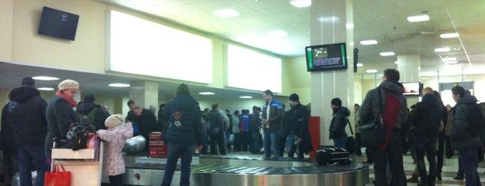 Получение багажа is one of Фигаро.