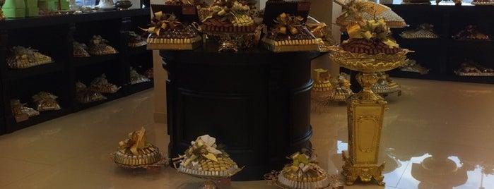 Chocolala is one of Nahedah'ın Beğendiği Mekanlar.