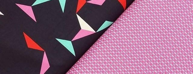 Fabric Corner is one of Locais curtidos por Eric.