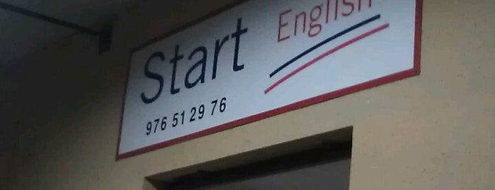 Start English is one of Steve 님이 좋아한 장소.