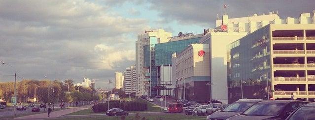 Гостиница «Виктория» / Victoria Hotel is one of Lugares favoritos de Vasiliy.