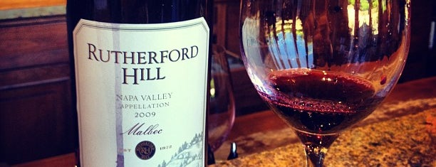 Rutherford Hill Winery is one of NAPA VALLEY.