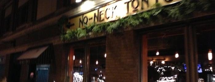 No Neck Tony's is one of Lieux sauvegardés par Amanda.