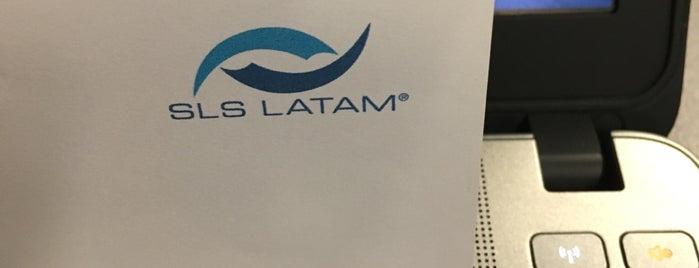 SLS LATAM México is one of Locais curtidos por Raquel.