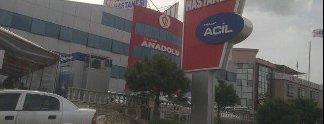 Özel Anadolu Hastanesi is one of Orte, die Devran +🔞 gefallen.