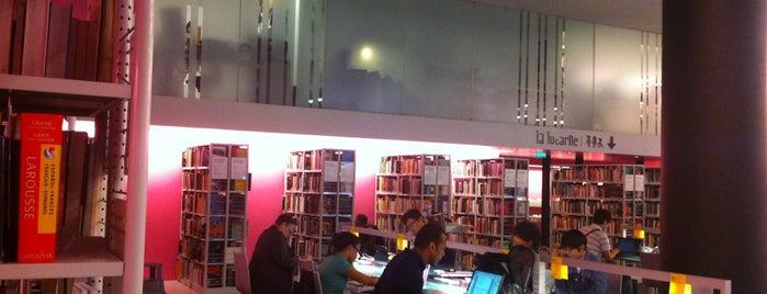 Bibliothèque du cinéma François Truffaut is one of cinema.