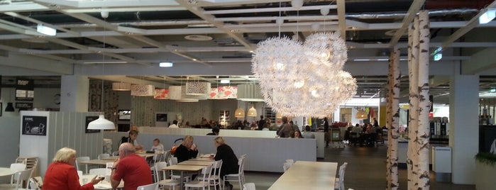 IKEA Restaurant is one of Vienna Food approved.