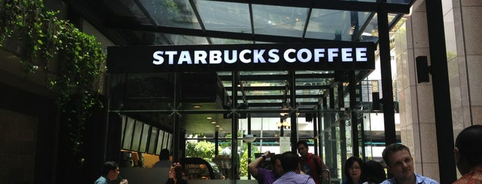 Starbucks is one of 1 day grand indo, thamrin.