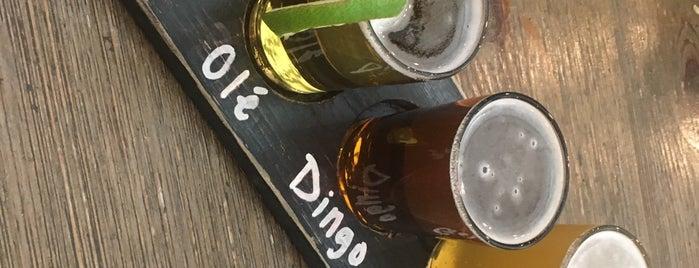 Platypus Brewing is one of Tempat yang Disukai David.