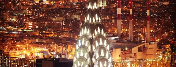 Chrysler Building is one of Manhattan Favorites.