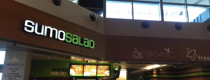 Sumo Salad is one of Lieux qui ont plu à Mark.